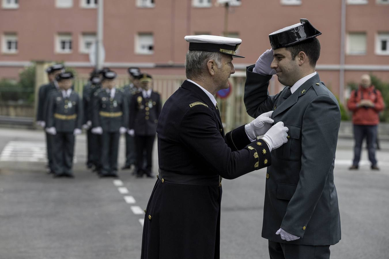 La Guardia Civil celebra su Patrona