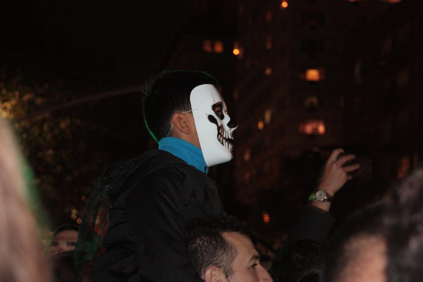 Nueva York se viste de Halloween