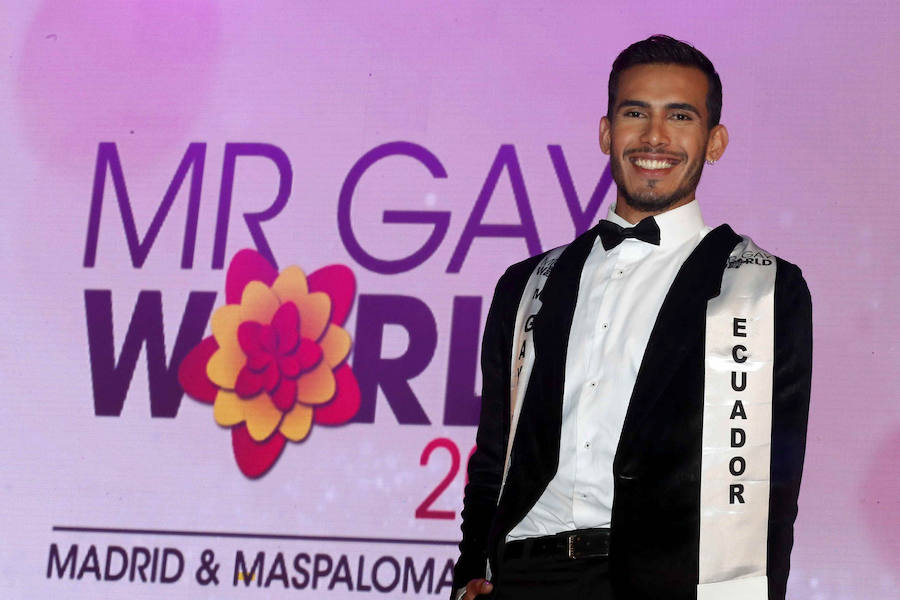 CERTAMEN DE BELLEZA MÍSTER GAY WORLD