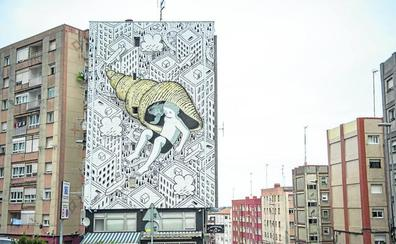 La creatividad está en la calle