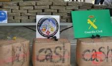 Detenidos cuatro narcos franceses que habían establecido su centro de operaciones en Laredo