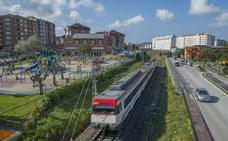 El plan de Camargo para cubrir las vías incluye un aparcamiento subterráneo