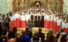 San Vicente hace grande la Canción Marinera