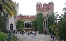 Nueva visita guiada al Castillo de Ocharan de Castro este viernes