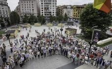 Santander recuerda a Miguel Ángel Blanco