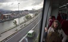 Un estudio de ferrocarril elaborado en la UC reduce el trayecto a Bilbao a 40 minutos