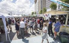 Cinco empresas copan el 40% de las casetas de la Feria de Día