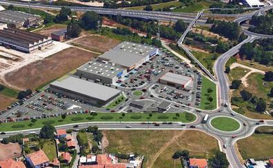 La nueva superficie comercial de Ganzo ya cuenta con el proyecto de urbanización