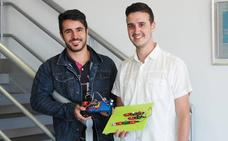 Dos ingenieros ganan el Yuzz Cantabria por una startup educativa de robótica