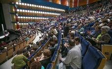 El Palacio de Festivales acoge hoy un concierto barroco del Encuentro de Música y Academia