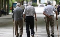 La ciudad envejece y pierde habitantes