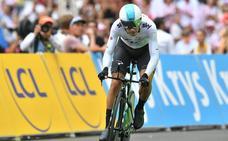 Landa ilumina el futuro del ciclismo español