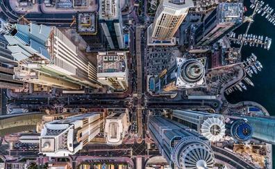 Las fotos con drones más destacadas del año tienen premio