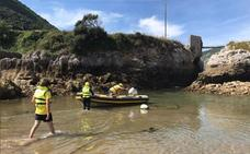 Encuentran muerto al buceador de 23 años desaparecido en Islares