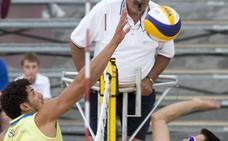 Laredo se convierte en el centro del voley playa nacional hasta el domingo