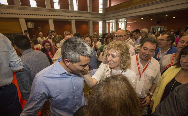 Congreso Regional del PSOE cántabro