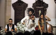 Malikian abre esta semana los nuevos 'Caprichos Musicales' de Comillas