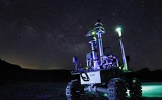Robots exploradores para descubrir la noche espacial
