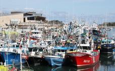 El puerto de San Vicente continúa reduciendo su flota pesquera