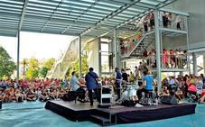 Música de club, rock y hip hop se suman al Centro Botín