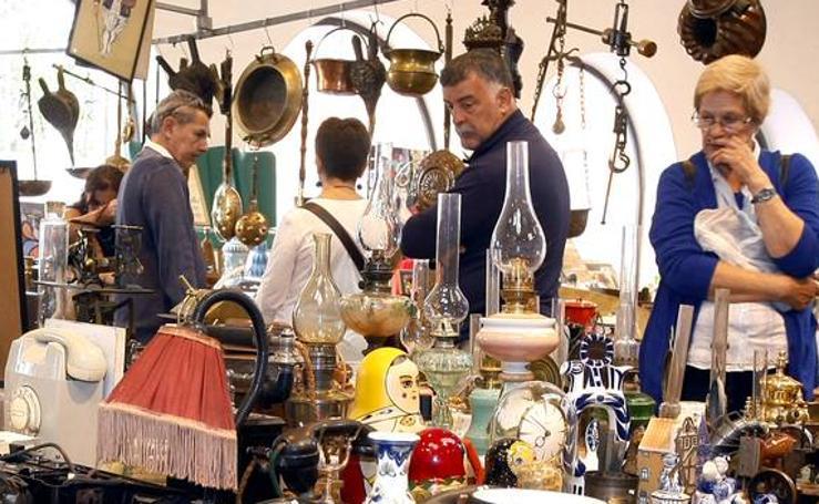 La Feria de Desembalaje en Torrelavega reunirá a 90 expositores de varios países y 40.000 piezas