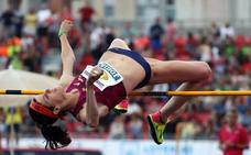 Beitia: «No me gustaría retirarme de los mundiales»