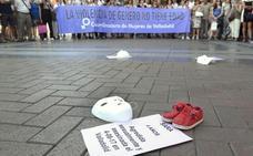 Los sospechosos del crimen de la niña de Valladolid, bajo el protocolo de suicidios