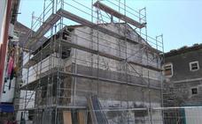 Castro pierde una ayuda para arreglar fachadas de edificios del casco histórico