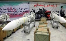 Irán refuerza su programa de misiles como represalia a EE UU