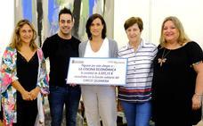 La Cocina Económica recibe la recaudación solidaria del Circo Quimera