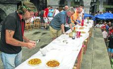 Castro denuncia ante la Guardia Civil irregularidades en el concurso de marmita