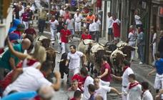 Ampuero quiere que los encierros sean Fiesta de Interés Turístico Nacional
