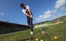 Postigo será el primer golfista sin prótesis en llegar a profesional a nivel mundial