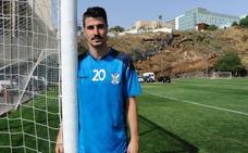 El Racing espera a que Álex García rompa con el Tenerife