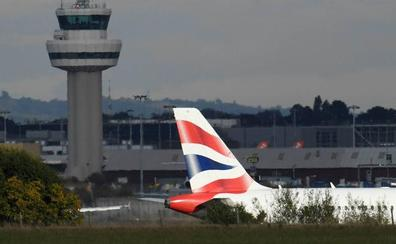 Un británico logra volar a Alemania con el pasaporte de su novia