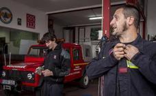 Medio millón de euros para ampliar el parque de bomberos de Reinosa