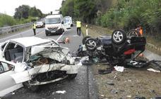El verano acaba con 224 muertos en las carreteras, 31 menos que en 2016