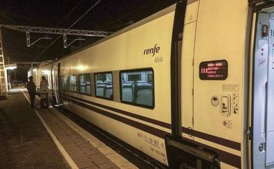 El tráfico ferroviario recupera la normalidad tras el descarrilamiento en Montabliz