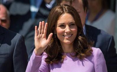 El trastorno que sufre Kate Middleton en sus embarazos