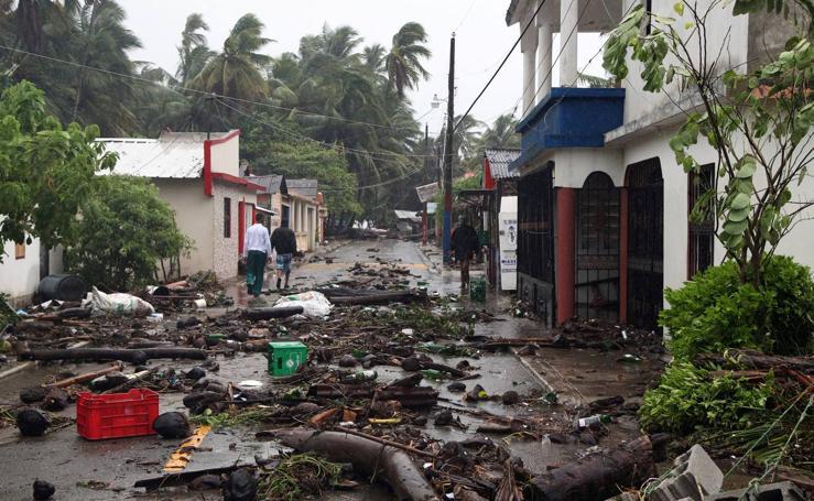 Devastación en el Caribe tras el paso del huracán Irma