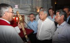 López Obrador se gana el Jubileo en Santo Toribio