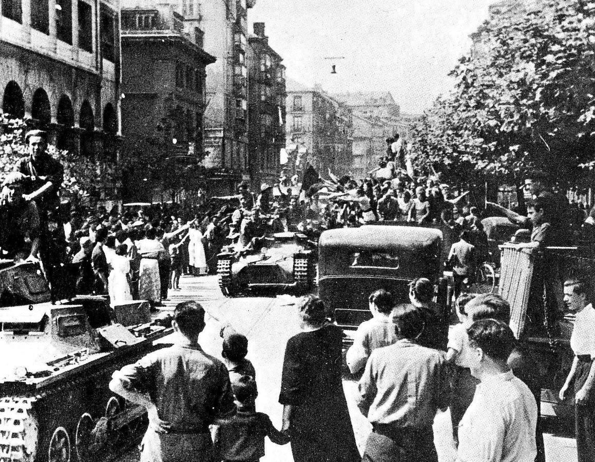 La Guerra Civil en Cantabria
