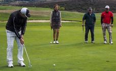 Nestares, capital del golf