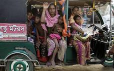 La persecución rohingya en Birmania eleva a 600.000 los niños refugiados en Bangladesh