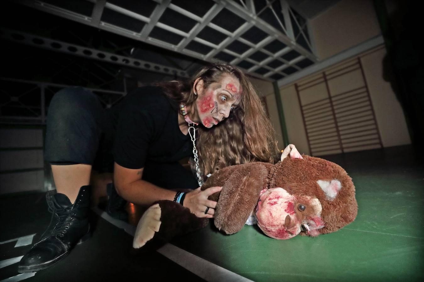 Comillas se llenó de zombies