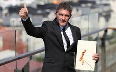 Antonio Banderas: «Lo de Cataluña parece una película de Berlanga»