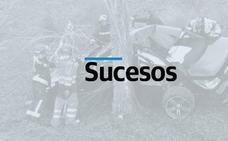 Un empleado de una empresa de Astillero sufre quemaduras de segundo y tercer grado