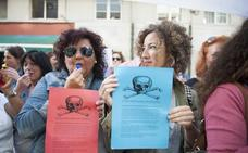 Los auxiliares de enfermería se manifiestan hoy contra el cambio en las bolsas de empleo