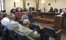 La fiscal retira los cargos contra cuatro de los 19 acusados en 'Santa Catalina'