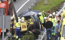 Diez muertos en las carreteras durante el fin de semana